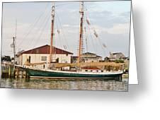 The Kaiui Ana - Ocean City Maryland Greeting Card