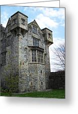 The Keep At Donegal Castle Ireland Greeting Card
