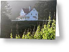 The Keepers House 2 Greeting Card