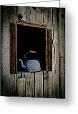 The Kettle Greeting Card
