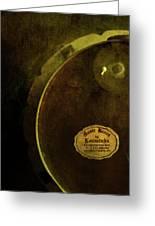 The Konvalinka Music Box Greeting Card