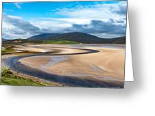 The Kyle Of Durness Greeting Card