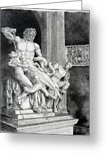 The Laocoon Group Greeting Card