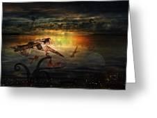 The Last Fairy Tale Greeting Card