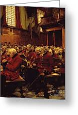 The Last Muster Greeting Card