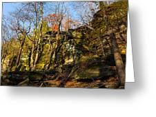 The Ledges  Greeting Card