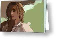 The Legend Of Tarzan Greeting Card