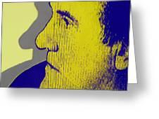 The Legendary Gerard Depardieu Greeting Card