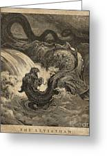 The Leviathan Greeting Card
