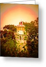 The Light Tower Greeting Card
