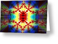 The Light Within Greeting Card