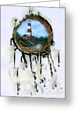 The Assateague Lighthouse Greeting Card