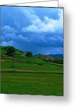 The Little House On The Prairie Greeting Card