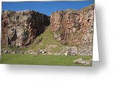 The Little Orme Greeting Card
