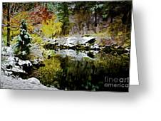The Loch Greeting Card