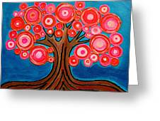 The Lollipop Tree Greeting Card