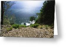 The Lost Coast - Sinkyone Wilderness Greeting Card