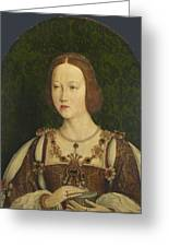 The Magdalen   Greeting Card
