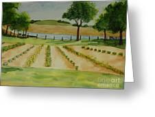 The Mangan Farm  Greeting Card