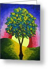 The Maple Tree Greeting Card