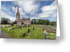 The Marble Church Greeting Card