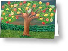 The Marzipan Tree Greeting Card