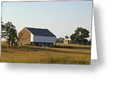 The Mcpherson Barn Greeting Card