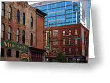 The Merchants Nashville Greeting Card