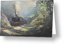 The Merthyr Tunnel Greeting Card
