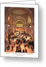 The Metropolitan Museum Of Art Greeting Card