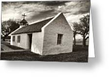 The Mission In Mission Greeting Card