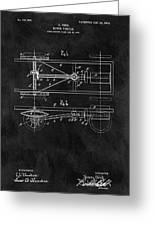 The Model T Patent Greeting Card