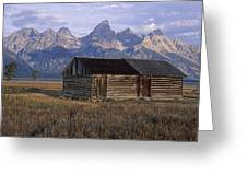 The Molton Homestead Greeting Card