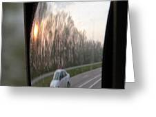 The Morning Commute II Greeting Card
