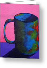 The Morning Cup Of Coffee Greeting Card