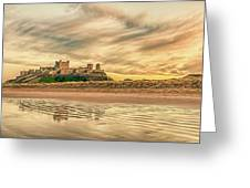 The Most Beautiful Castle In The World Greeting Card