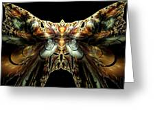 The Moth Greeting Card