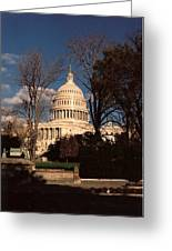 The Nation's Capitol Greeting Card