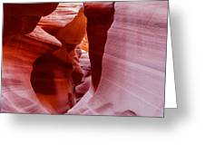The Natural Sculpture 6 Greeting Card