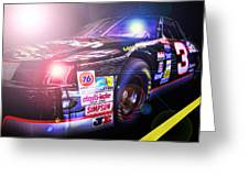 The Need For Speed 3 Greeting Card