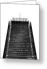 The New York Times Building, Midtown New York Greeting Card