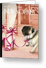 The New Yorker Cover - September 27th, 2004 Greeting Card