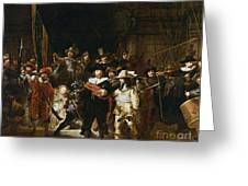 The Nightwatch Greeting Card