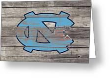 The North Carolina Tarheels 3b  Greeting Card