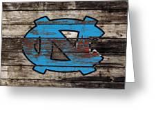 The North Carolina Tarheels 3e Greeting Card
