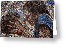 The Notebook Mosaic Greeting Card