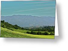 The Ojai Valley Greeting Card