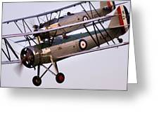 The Old Aircraft Greeting Card