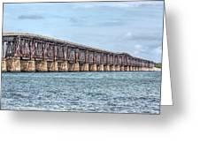 The Old Camelback Bridge Greeting Card