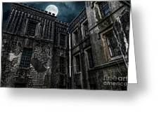 The Old City Jail Greeting Card